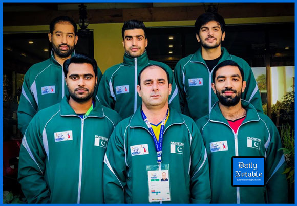 Notable Series - Muhammad Atique Badminton Player - Dr Attaulwadood
