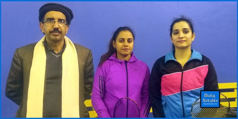 Pakistan's Badminton talent Khizra Rasheed - Daily Notable