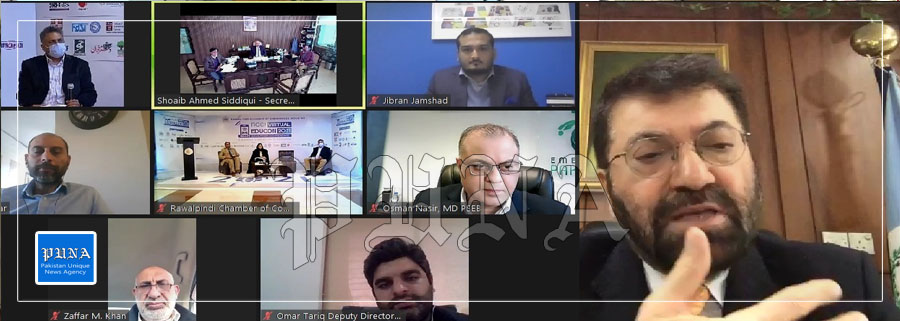 Experts shares challenges of Covid on Education at RCCI Virtual Educon